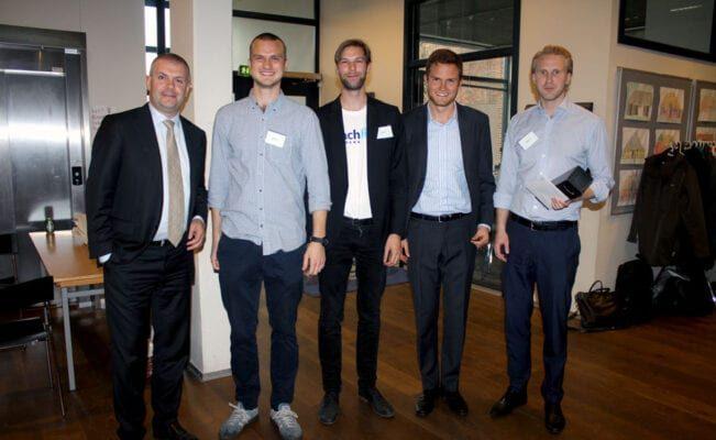 Teach First Danmarks stiftere