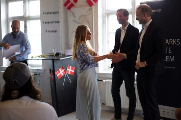Teach First Danmark dimission