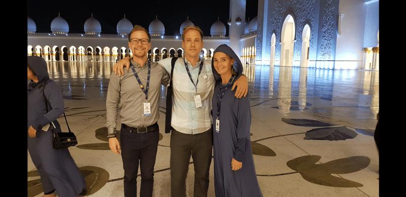 Teach First Danmark graduates på lærerkonference i Abu Dhabi