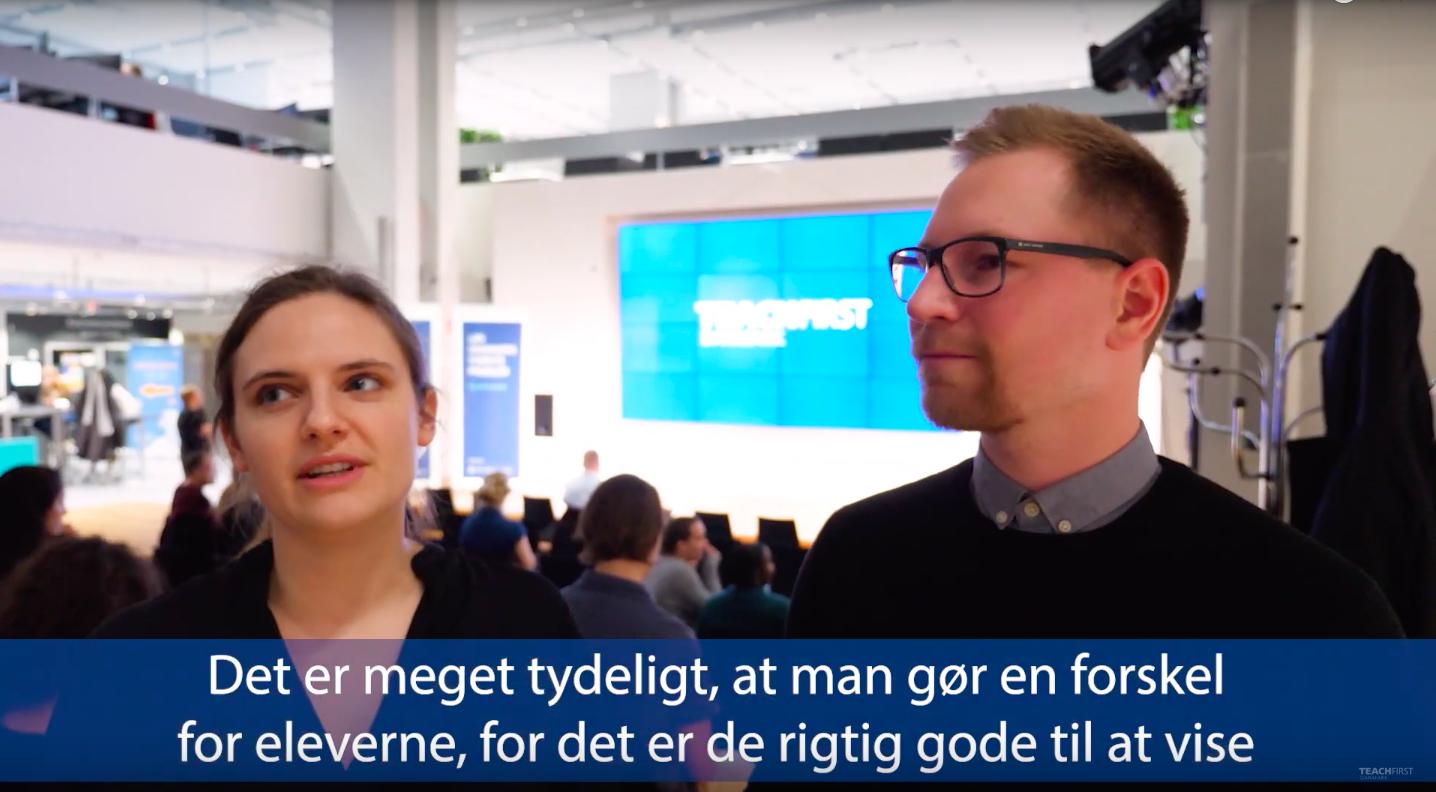 Teach First Danmark graduates