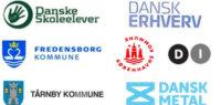 Danske Skoleleelever, Dansk Metal, Dansk Industri og Dansk Erhverv anbefaler økonomisk støtte til Teach First Danmark